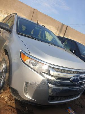 Ford Edge 2014 Silver | Cars for sale in Lagos State, Ikeja