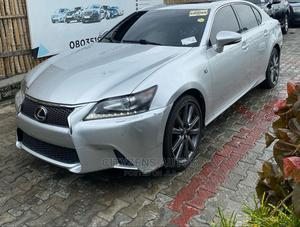 Lexus GS 2014 350 4WD Silver   Cars for sale in Lagos State, Lekki