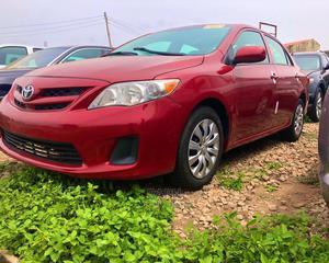 Toyota Corolla 2012 Red   Cars for sale in Kaduna State, Kaduna / Kaduna State