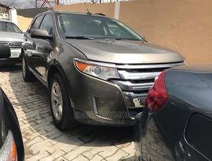 Ford Edge 2013 Gold   Cars for sale in Lagos State, Ikeja