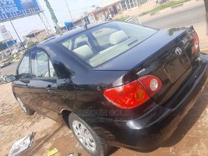 Toyota Corolla 2003 Sedan Automatic Black | Cars for sale in Oyo State, Ibadan