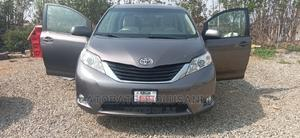 Toyota Sienna 2012 LE 7 Passenger Gray | Cars for sale in Abuja (FCT) State, Kubwa