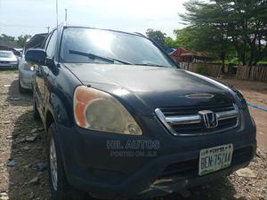 Honda CR-V 2004 Black | Cars for sale in Abuja (FCT) State, Jabi
