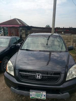 Honda Pilot 2005 EX 4x4 (3.5L 6cyl 5A) | Cars for sale in Rivers State, Port-Harcourt
