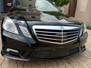 Mercedes-Benz E350 2013 Black | Cars for sale in Abuja (FCT) State, Kado