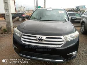 Toyota Highlander 2012 Limited Black | Cars for sale in Lagos State, Abule Egba