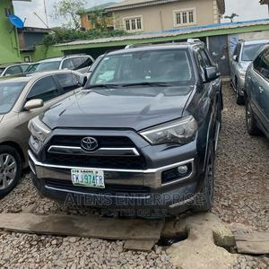 Toyota 4-Runner 2017 Black   Cars for sale in Lagos State, Ogba