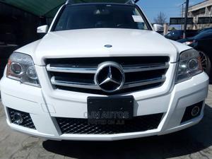 Mercedes-Benz GLK-Class 2011 350 4MATIC White | Cars for sale in Lagos State, Victoria Island