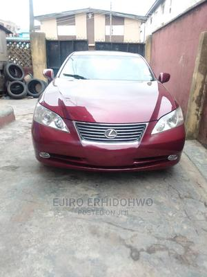 Lexus ES 2007 350 Red | Cars for sale in Delta State, Sapele