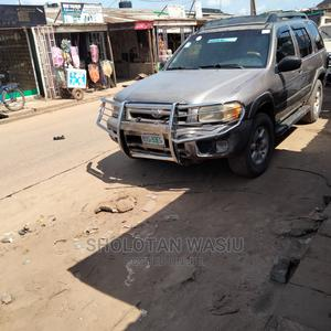 Nissan Pathfinder 2003 LE RWD SUV (3.5L 6cyl 4A) Gray | Cars for sale in Lagos State, Ifako-Ijaiye