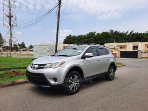 Toyota RAV4 2014 LE 4dr SUV (2.5L 4cyl 6A) Silver   Cars for sale in Abuja (FCT) State, Asokoro