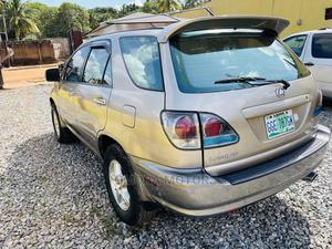 Lexus RX 2002 Gold | Cars for sale in Lagos State, Ikeja