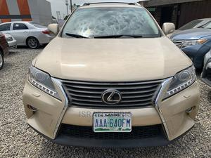 Lexus RX 2011 350 Gold | Cars for sale in Lagos State, Alimosho