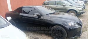 Lexus IS 2008 Black   Cars for sale in Lagos State, Ifako-Ijaiye