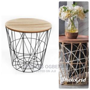 Nordic Style Storage Coffee Stool | Furniture for sale in Lagos State, Lagos Island (Eko)