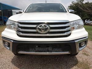 Toyota Hilux 2018 White   Cars for sale in Abuja (FCT) State, Durumi