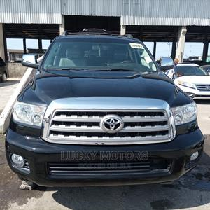 Toyota Sequoia 2013 Black | Cars for sale in Lagos State, Apapa