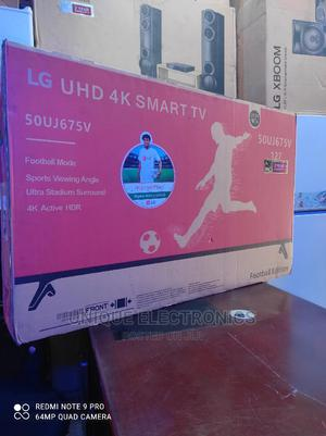 *New 2021 LG 50''inch UHD Android 4K Smart Internet Tv+Mount   TV & DVD Equipment for sale in Lagos State, Ojo