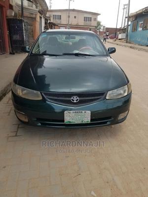Toyota Solara 2001 Green | Cars for sale in Lagos State, Gbagada