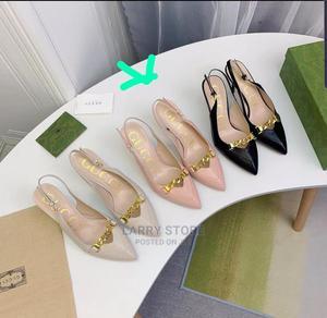 Gucci Designer Ladies Sandals | Shoes for sale in Lagos State, Lagos Island (Eko)