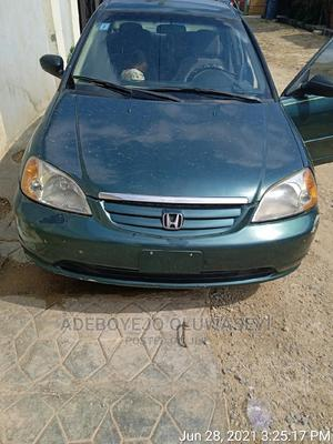 Honda Civic 2001 Green | Cars for sale in Lagos State, Magodo