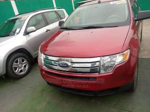Ford Edge 2008 Red   Cars for sale in Lagos State, Ifako-Ijaiye