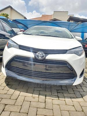 Toyota Corolla 2017 Pearl | Cars for sale in Lagos State, Magodo