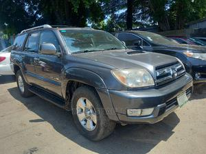 Toyota 4-Runner 2005 Limited V6 4x4 Silver | Cars for sale in Lagos State, Surulere