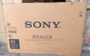 "Original Brand New Sony Bravia 40"" Smart TV | TV & DVD Equipment for sale in Lagos State, Ojo"