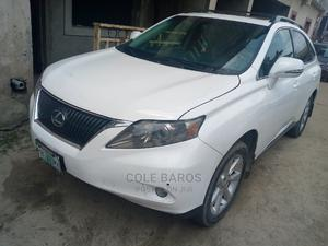 Lexus RX 2010 350 White | Cars for sale in Rivers State, Port-Harcourt