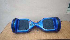 Tokunbo Smart Hoverboard With Bluetooth a Little Bit Rough | Sports Equipment for sale in Lagos State, Gbagada