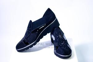 Quality Affordable Shoes, Size 35-40 in Black and Blue | Shoes for sale in Lagos State, Abule Egba