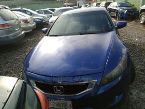Honda Accord 2008 2.0 Comfort Blue | Cars for sale in Lagos State, Agege