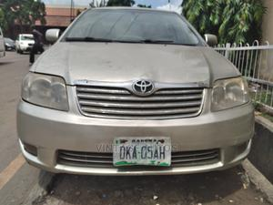 Toyota Corolla 2007 Gold   Cars for sale in Lagos State, Ikeja