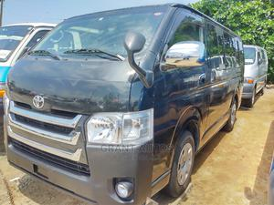 Toyota Hiace Bus 2010 Black | Buses & Microbuses for sale in Lagos State, Apapa