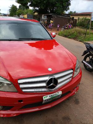 Mercedes-Benz C300 2007 Red | Cars for sale in Delta State, Ika South