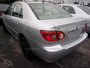 Toyota Corolla 2005 Silver | Cars for sale in Lagos State, Apapa
