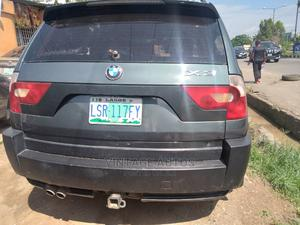 BMW X3 2005 Green   Cars for sale in Lagos State, Ikeja