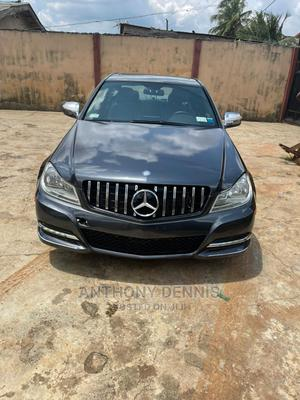 Mercedes-Benz C300 2009 Gray | Cars for sale in Lagos State, Ilupeju