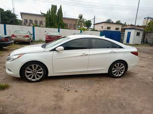 Hyundai Sonata 2010 White | Cars for sale in Lagos State, Abule Egba