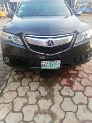 Acura RDX 2014 4dr SUV (3.5L 6cyl 6A) Black | Cars for sale in Lagos State, Ipaja