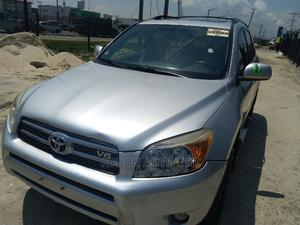 Toyota RAV4 2007 Limited V6 4x4 Silver | Cars for sale in Lagos State, Lekki