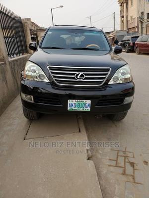 Lexus GX 2007 Black | Cars for sale in Lagos State, Ogudu
