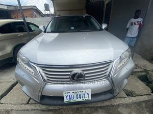 Lexus RX 2014 350 AWD Silver | Cars for sale in Lagos State, Amuwo-Odofin