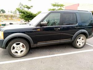 Land Rover LR3 2006 SE Black | Cars for sale in Lagos State, Alimosho