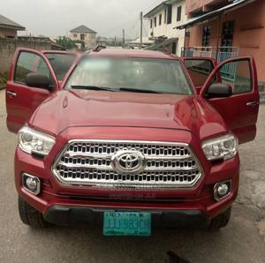 Toyota Tacoma 2018 Red | Cars for sale in Rivers State, Port-Harcourt