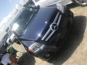 Mercedes-Benz GLK-Class 2011 350 4MATIC Blue | Cars for sale in Lagos State, Apapa