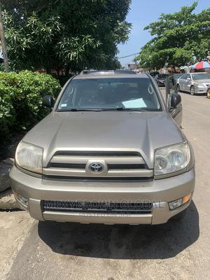 Toyota 4-Runner 2004 Gold | Cars for sale in Lagos State, Surulere