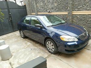 Toyota Corolla 2005 LE Blue   Cars for sale in Lagos State, Ifako-Ijaiye