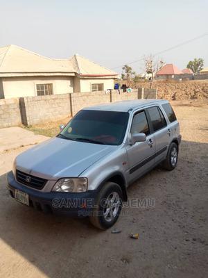 Honda CR-V 1999 Silver | Cars for sale in Abuja (FCT) State, Karu